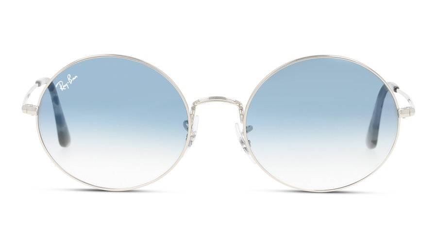 Ray-Ban Oval 1970 91493F Blauw / Zilver