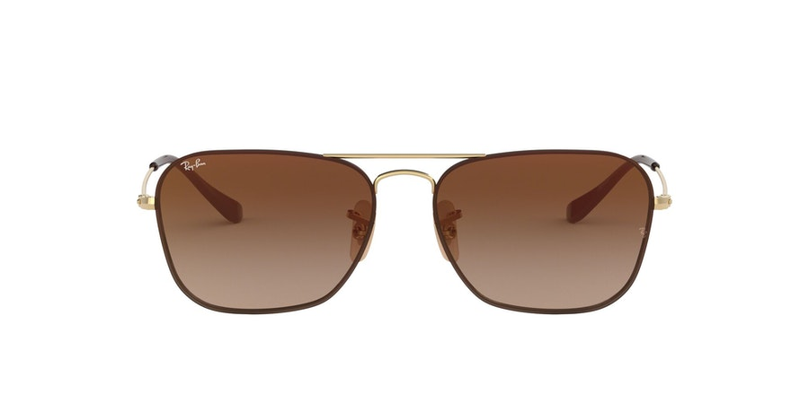 Ray-Ban 0RB3603 001/S0 Bruin / Goud