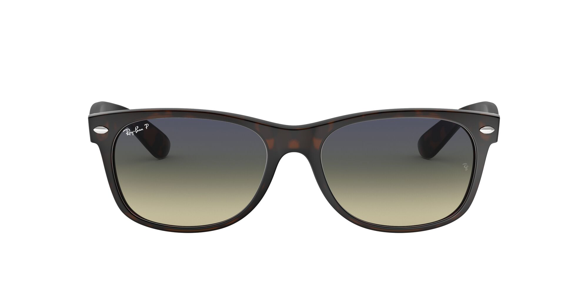 Front Ray-Ban Ray-Ban 0RB2132 894/76 51/18 Bruin/Blauw
