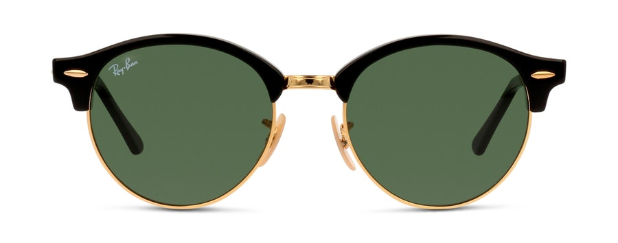 Ray-Ban CLUBROUND B4246 901 Groen