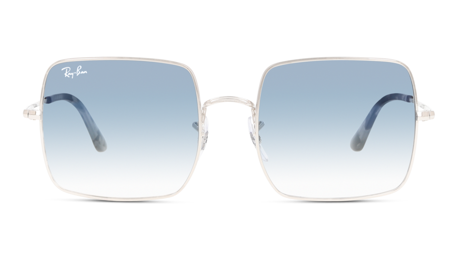 Front Ray-Ban Ray-Ban 1971 91493F 99/19 Zilver/Blauw