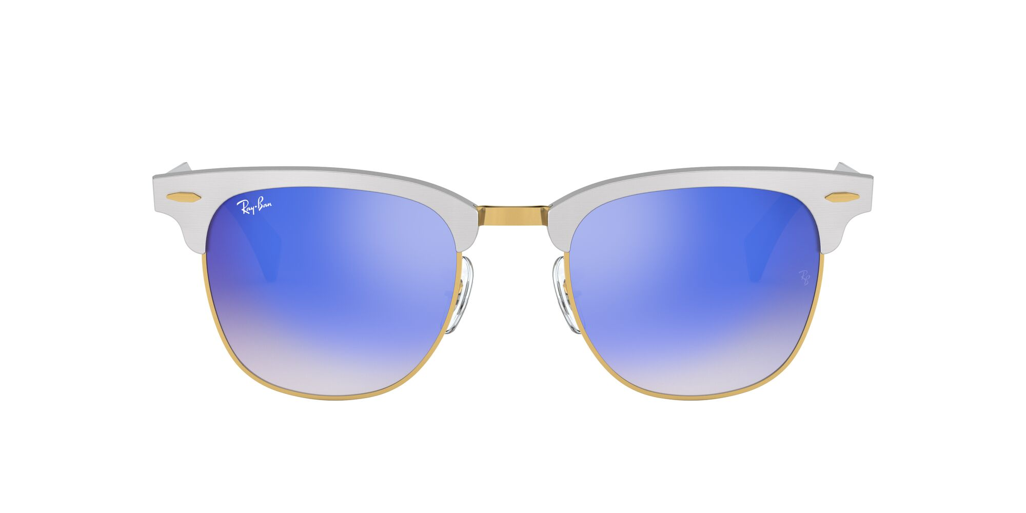 Front Ray-Ban Ray-Ban 0RB3507 137/7Q 51/21 Zilver/Blauw