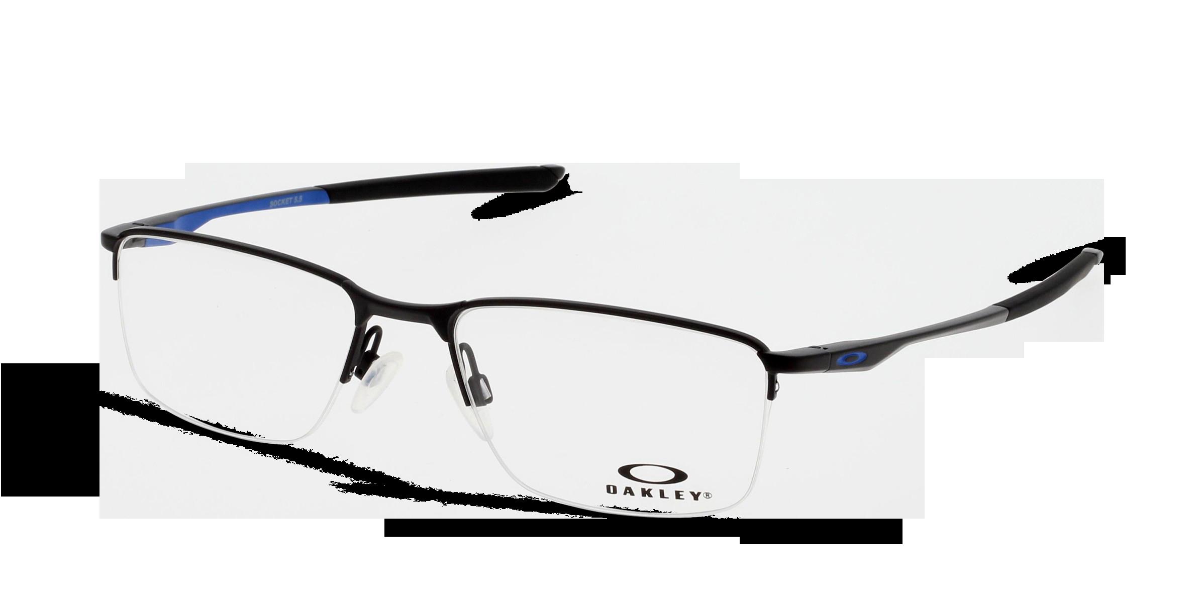 Angle_Left01 Oakley Oakley 3218 04 54/18 Zwart
