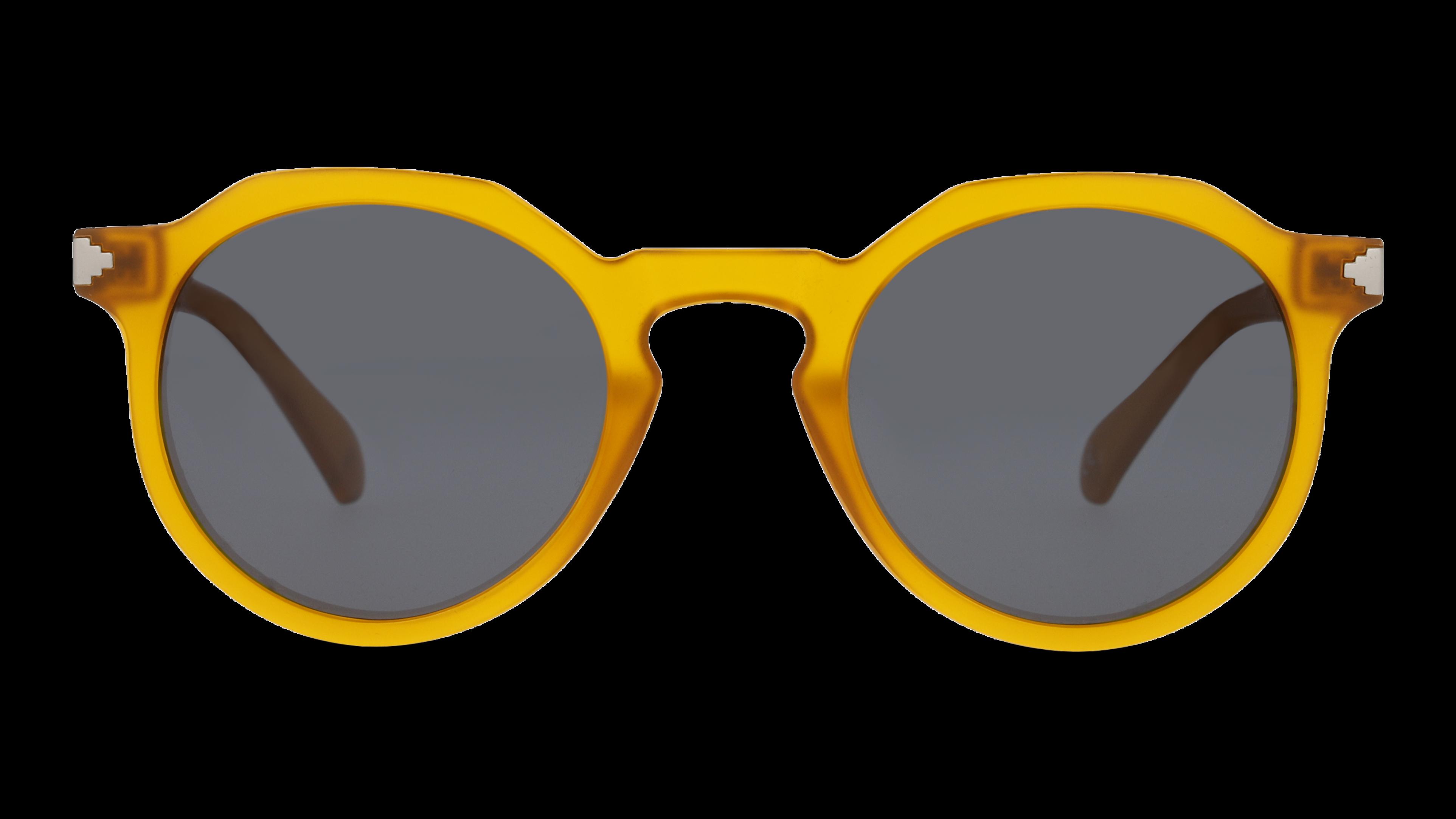 Front Karun Karün SWFS0111 Yellow Cry 50/26 Geel, Transparant/Grijs