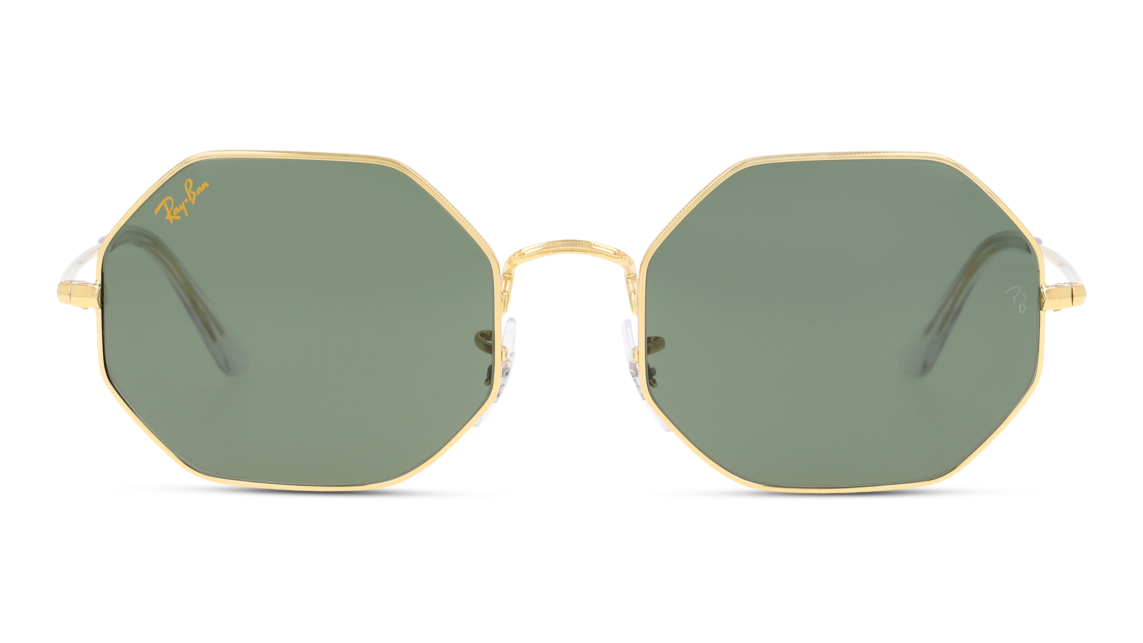 Front Ray-Ban Ray-Ban 0RB1972 919631 54/19 Goud/Groen