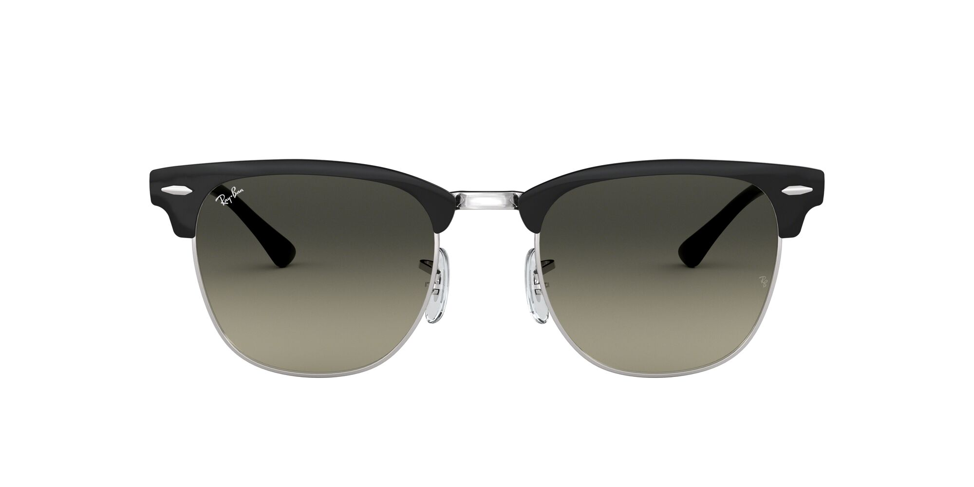 Front Ray-Ban Ray-Ban 0RB3716 900471 51/21 Zilver/Grijs