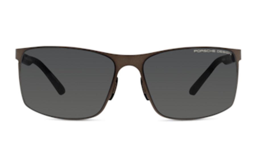 Porsche Design 566 G Blauw