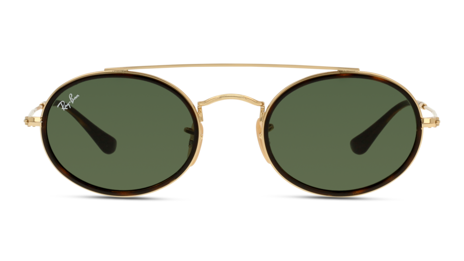 Front Ray-Ban 0RB3847N/912131/5223/145 Guld