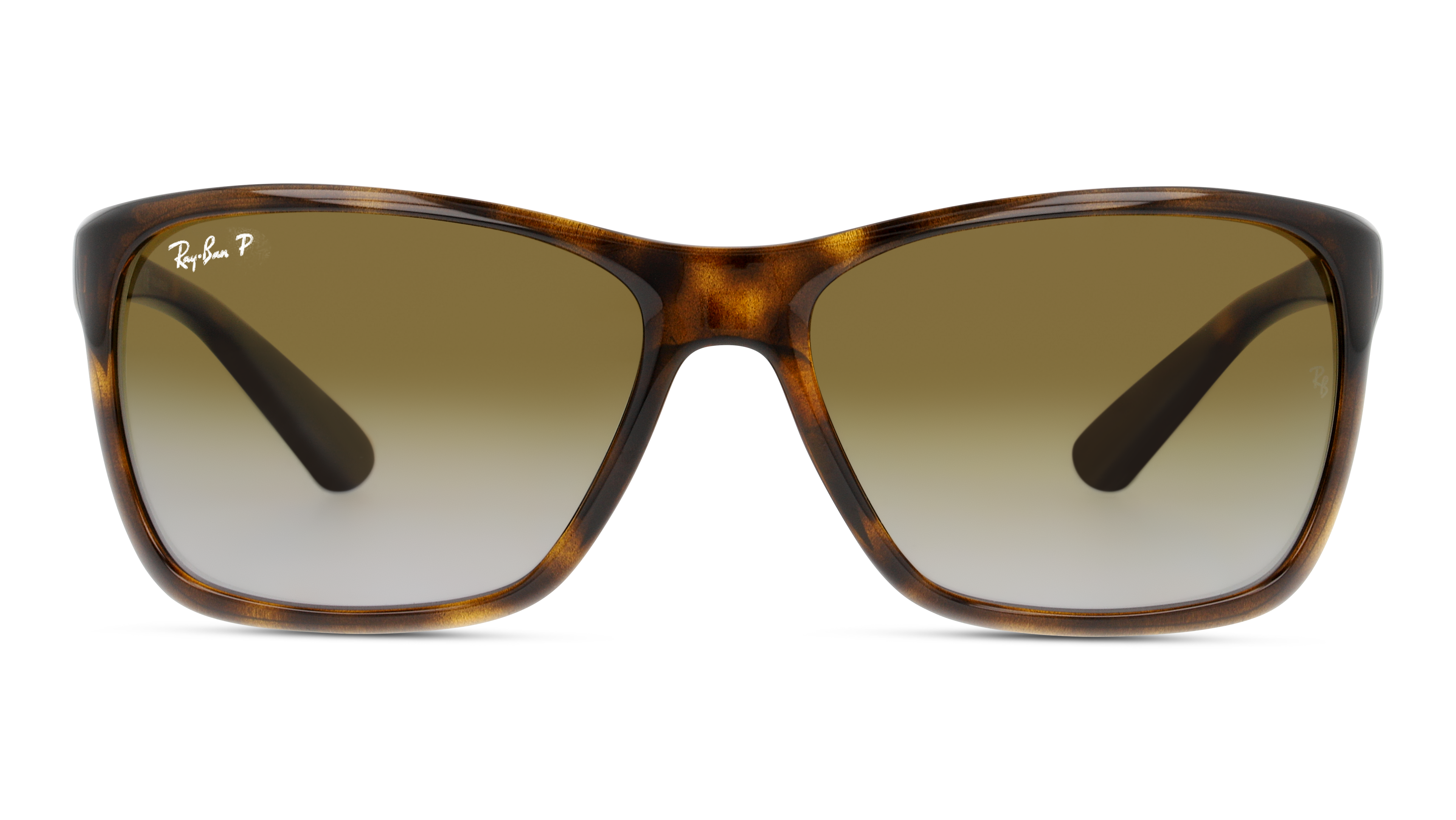 Front Ray-Ban 0RB4331/710-T5/6116/135 Brun
