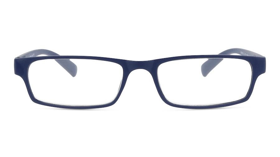 Óculos de leitura Graduação: +1.00 Azul