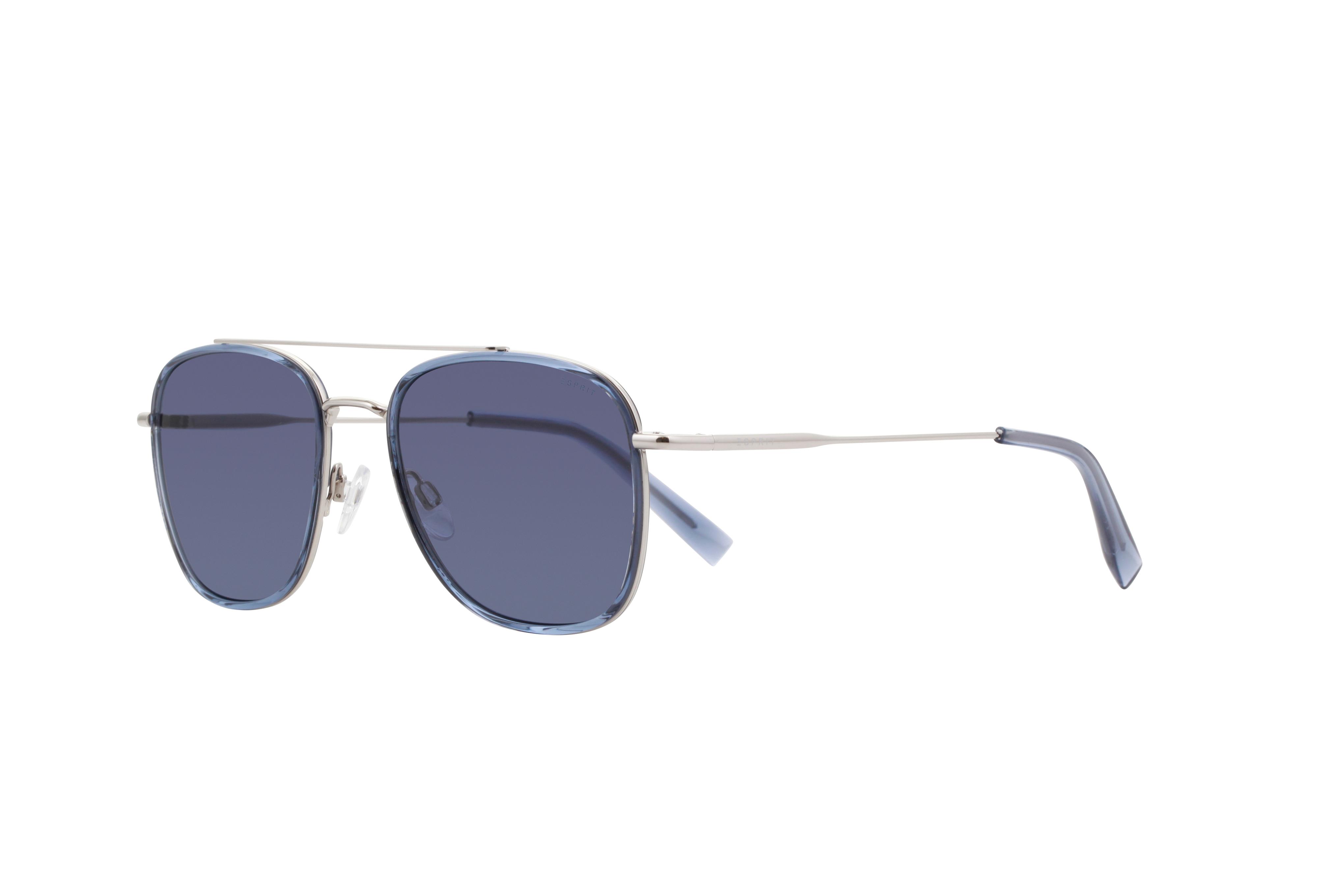 Angle_Left01 Esprit Esprit 17992 543 54/19 Blauw, Transparant/Blauw