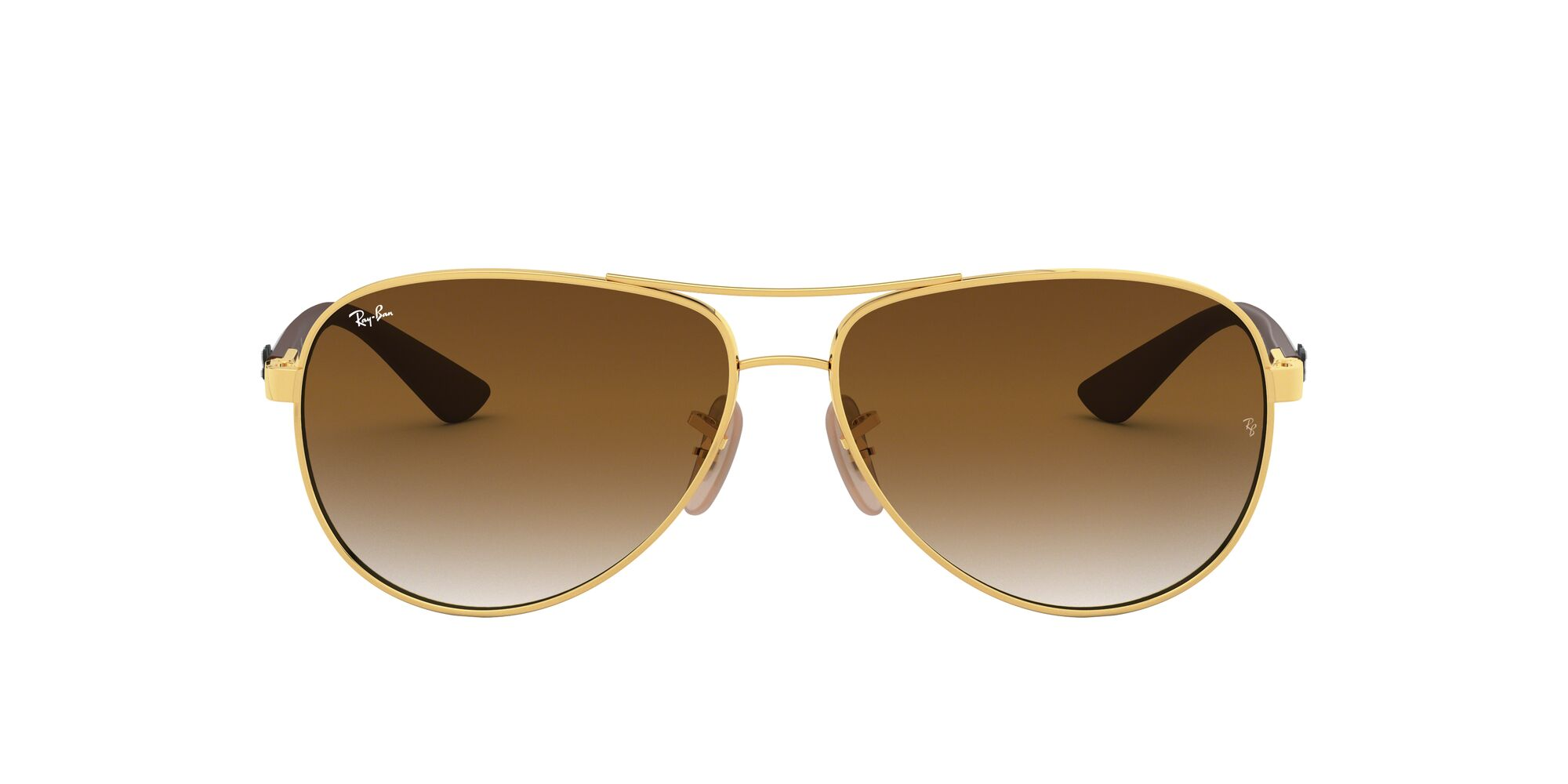 Front Ray-Ban Ray-Ban 0RB8313 001/51 58/13 Zilver/Zwart