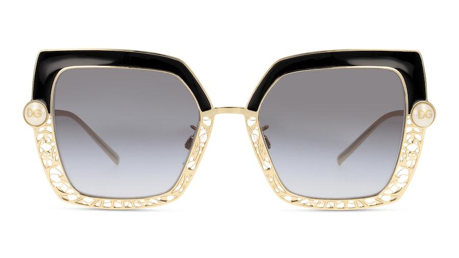 Dolce & Gabbana DG2251H 13348G Grigio / Nero,Oro