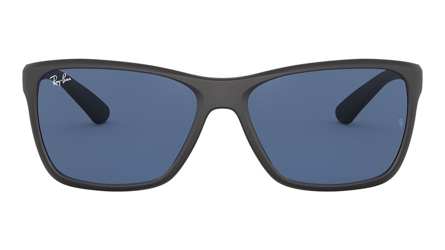 Ray-Ban 4331 601S80 Blauw / Zwart