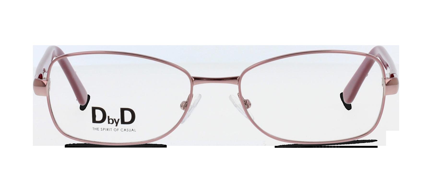 Front DbyD DYF16/C01/5317/140 Pink
