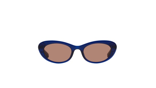 6019 4 Bruin / Blauw
