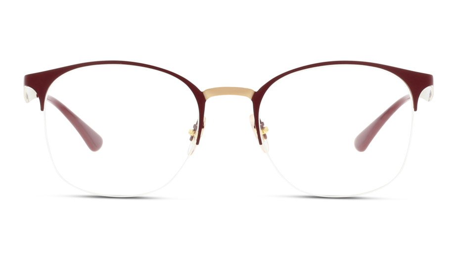 Front Ray-Ban 0RX6422/3007/4919/140 Pink