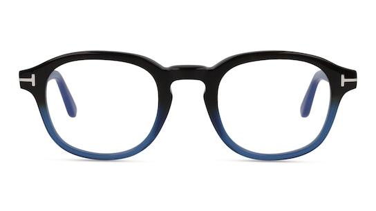 FT5698 B 055 Zwart, Blauw