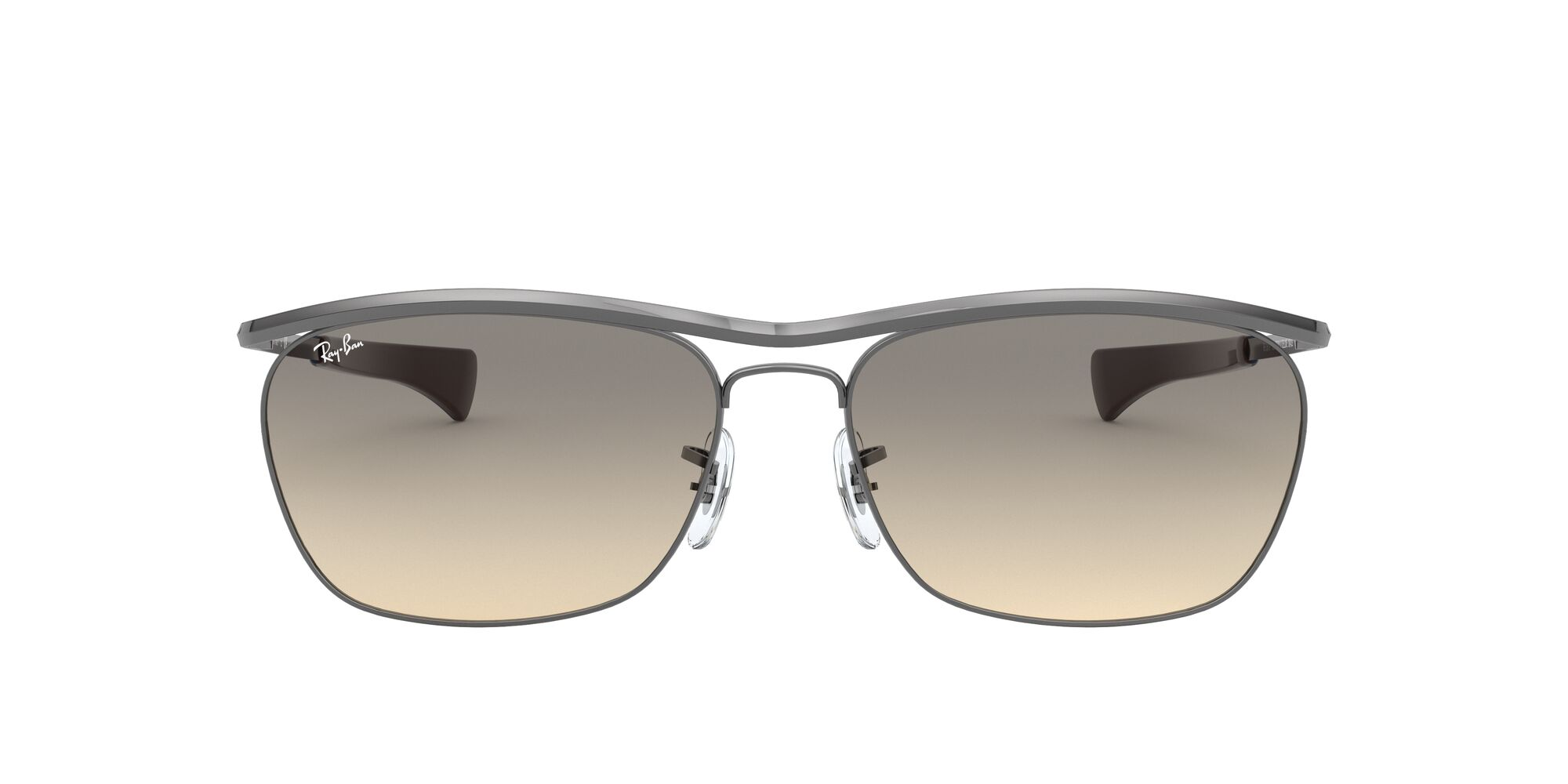 Front Ray-Ban Ray-Ban 0RB3619 004/32 60/16 Zilver/Grijs