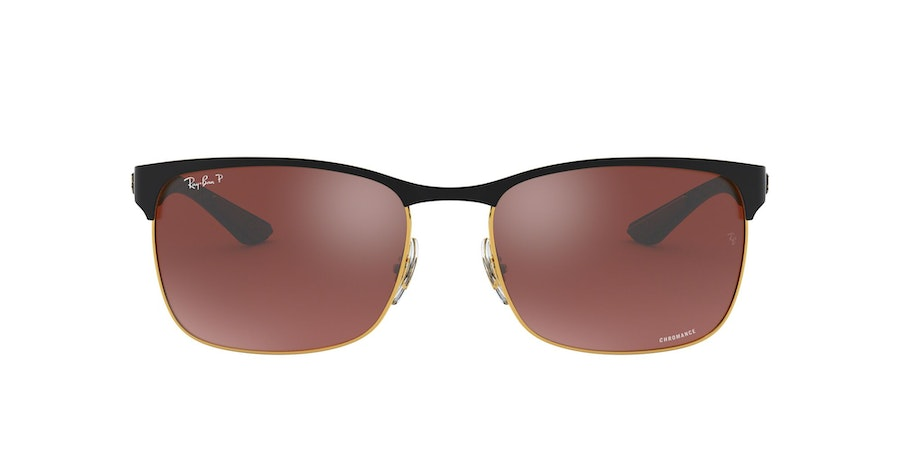Ray-Ban 0RB8319CH 9076K9 Rood / Goud