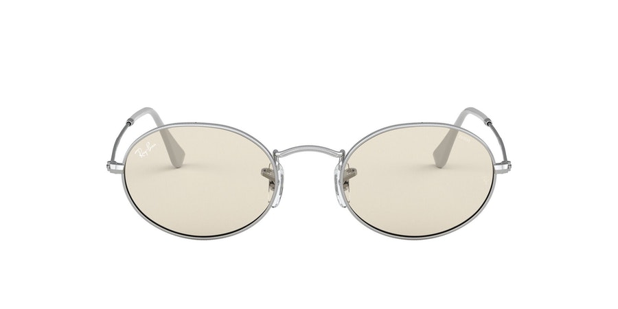 Ray-Ban 0RB3547 003/T2 Bruin / Zilver