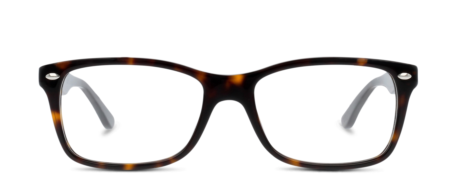 Front Ray-Ban 0RX5228TR/2012/5317/140 Brun