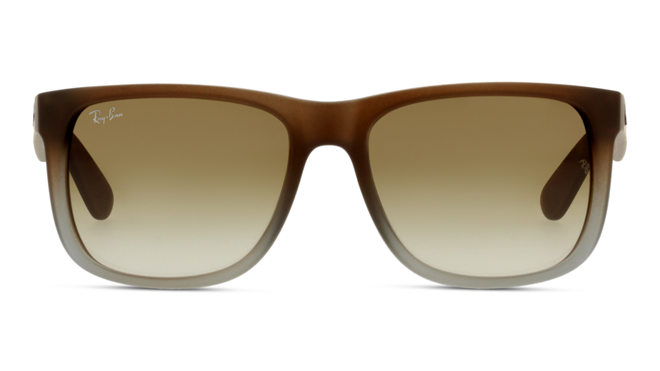Front Ray-Ban Ray-Ban 0RB4165 854/7Z 54/16 Bruin/Groen