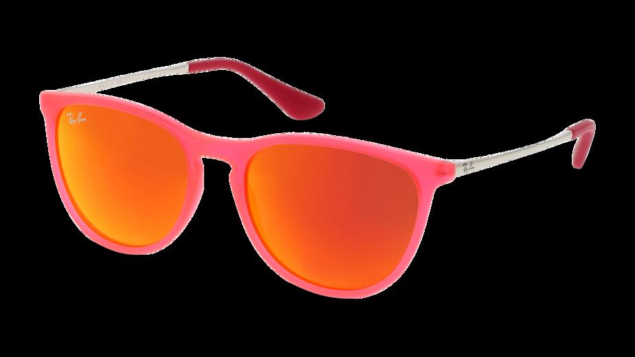 Angle_Left01 Ray-Ban Ray-Ban 9060S 70096Q 50/15 Roze/Oranje