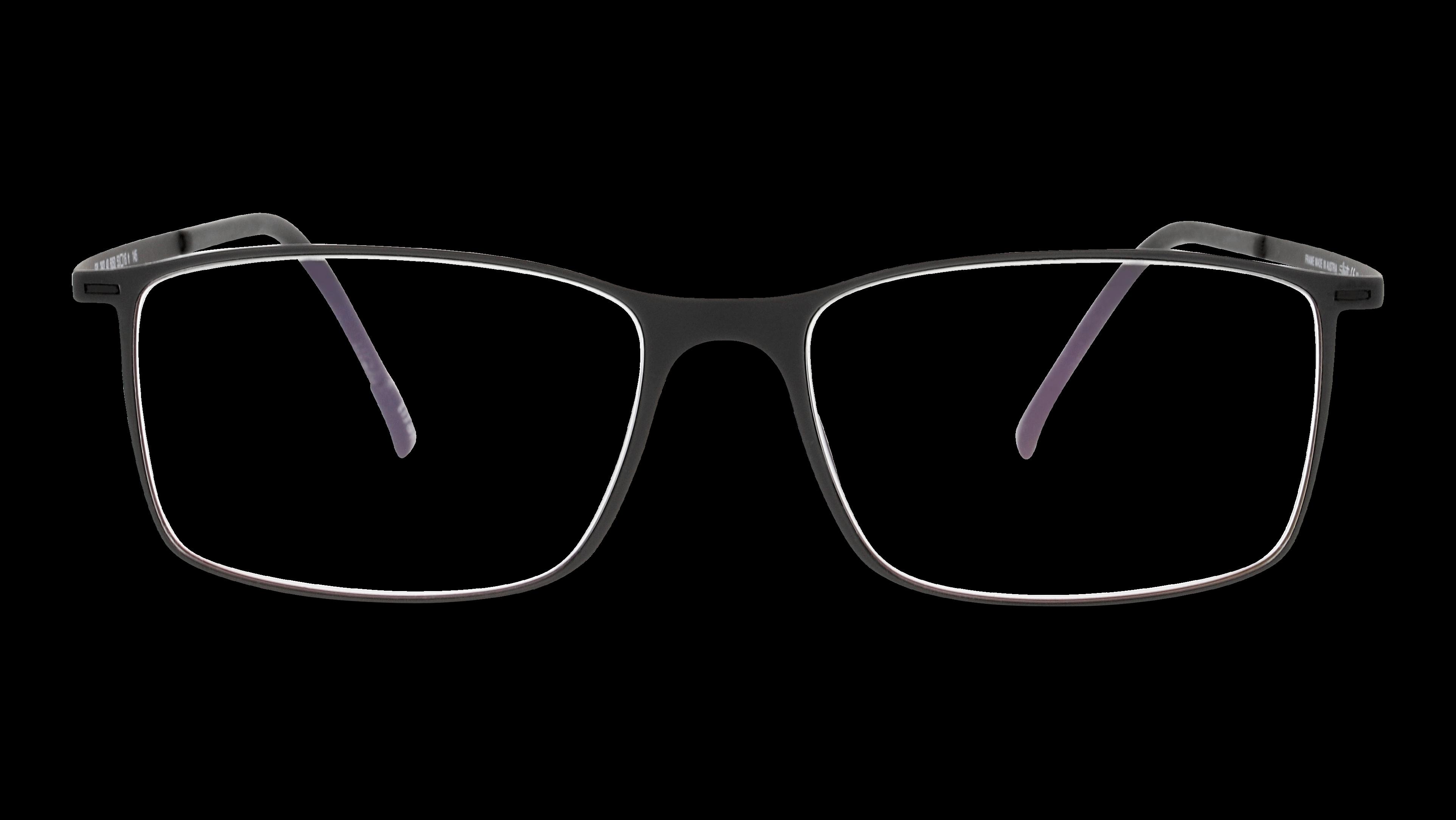 Front Silhouette Silhouet 2902 6050 53/16 Nero