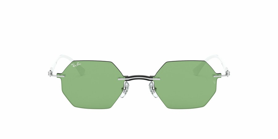 Ray-Ban 8061 003/2 Groen / Transparant