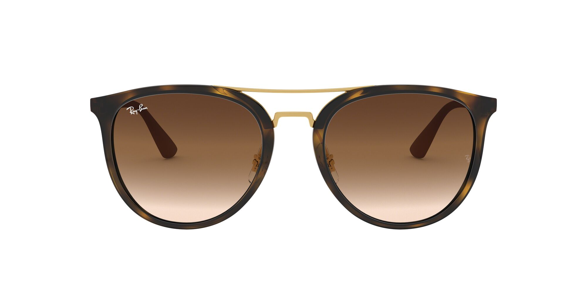 Front Ray-Ban Ray-Ban 0RB4285 710/13 55/20 Zilver, Bruin/Bruin