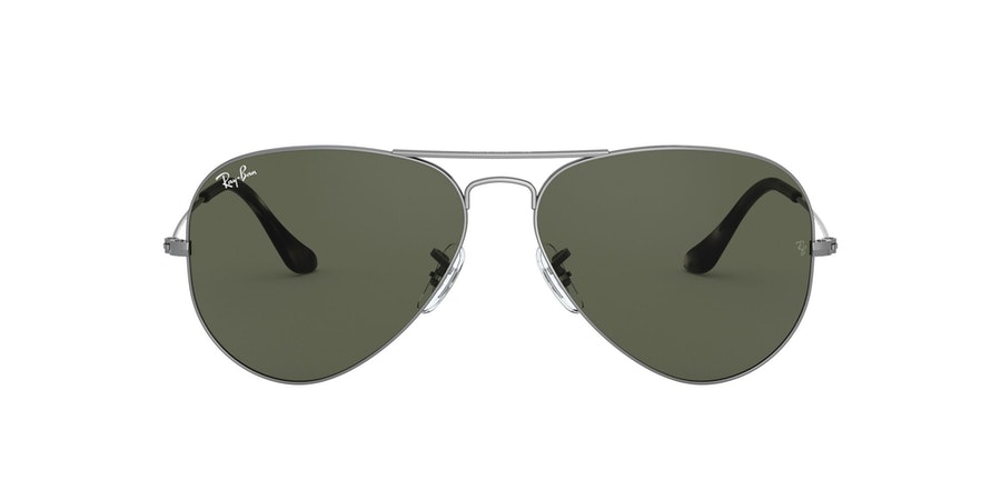 Ray-Ban 0RB3025 919031 Groen / Zilver