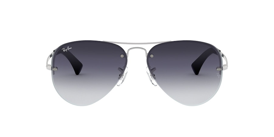 Ray-Ban RB3449 003/8G Grijs / Zilver