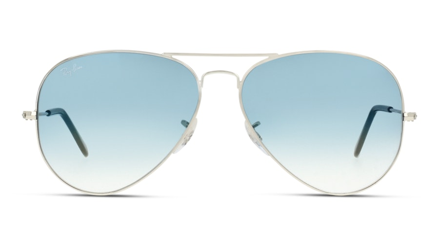 Ray-Ban RB3025 62 Blauw / Zilver