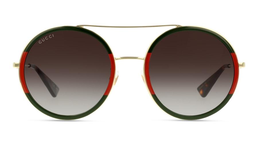 Gucci GG0061S 3 Verde / Oro