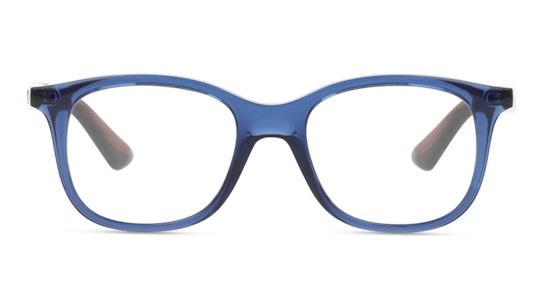 0RY1604 Transparant, Blauw