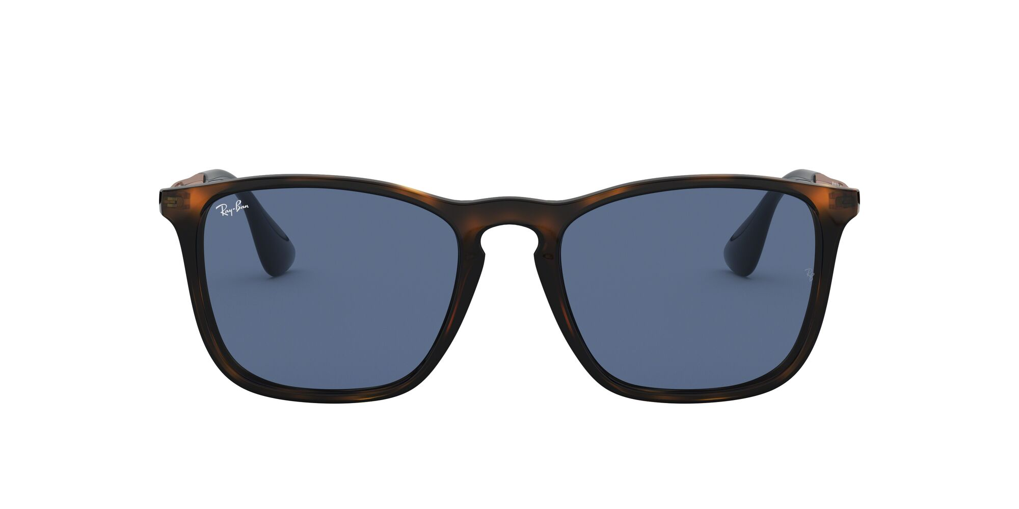 Front Ray-Ban Ray-Ban 0RB4187 639080 54/18 Bruin/Blauw