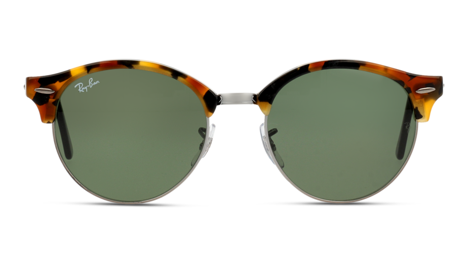 Front Ray-Ban Ray-Ban 0RB4246 1157 51/19 Bruin, Grijs/Groen