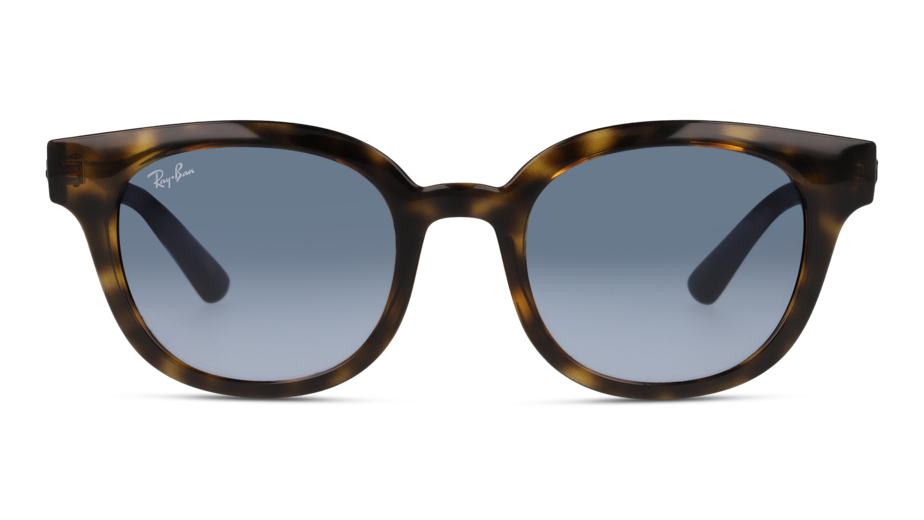 Front Ray-Ban Ray-Ban 0RB4324 710/Q8 50/21 Bruin/Blauw