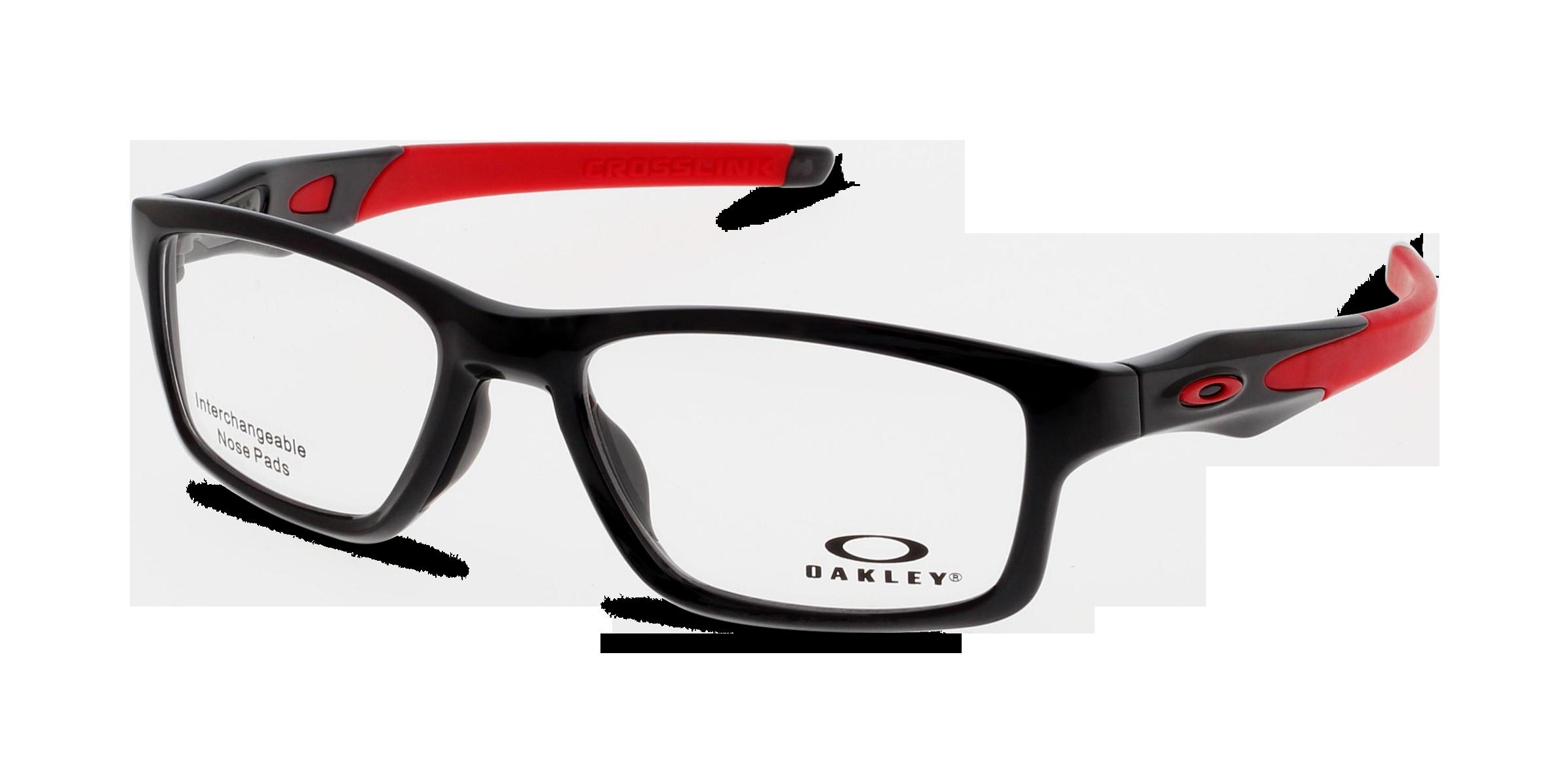 Angle_Left01 Oakley Oakley 8090 809003 53/17 Nero