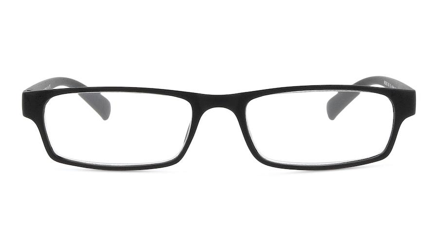 Óculos de leitura Graduação: +2.50 Preto