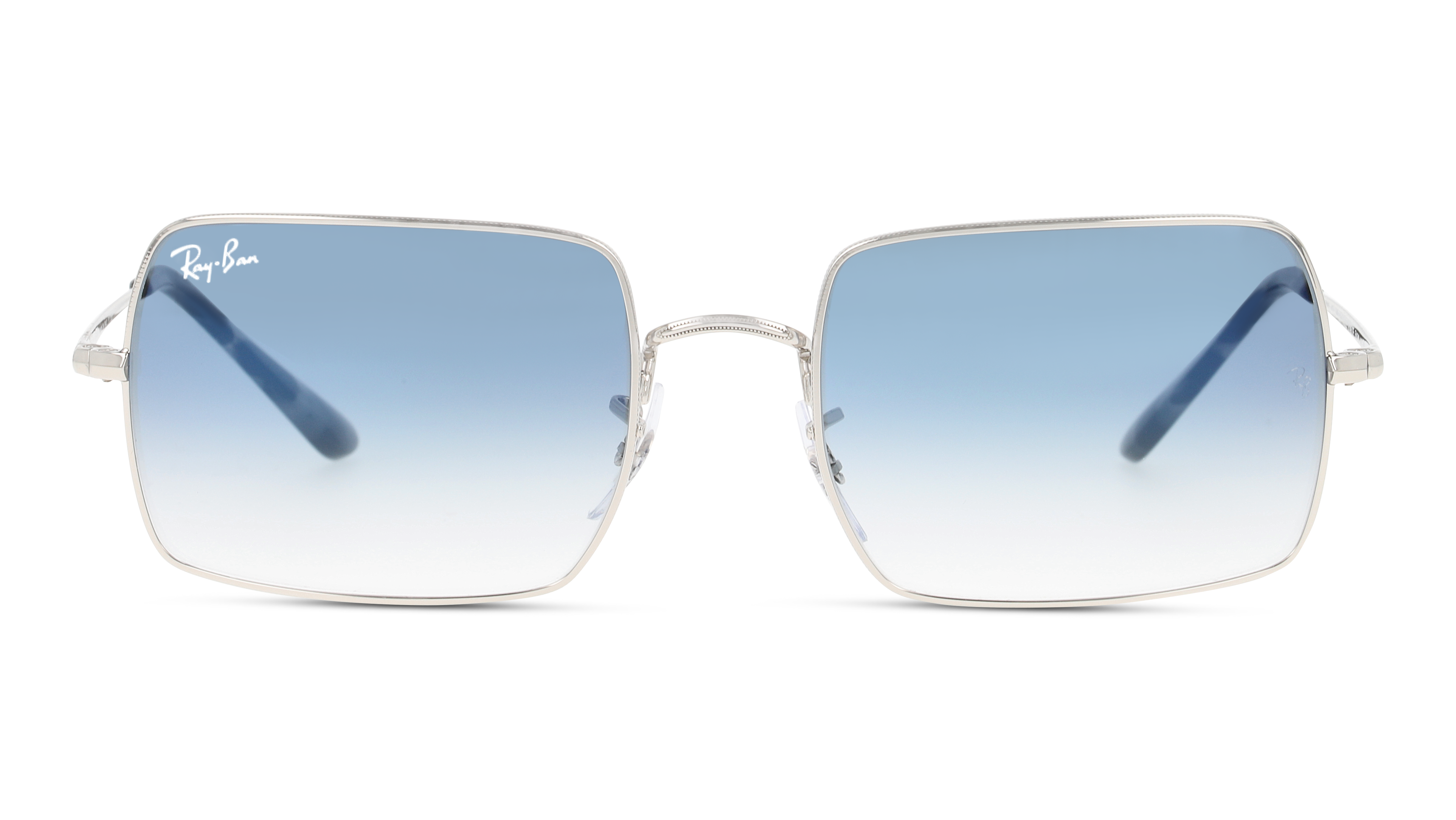 Front Ray-Ban Ray-Ban 0RB1969 91493F 54/19 Zilver/Blauw