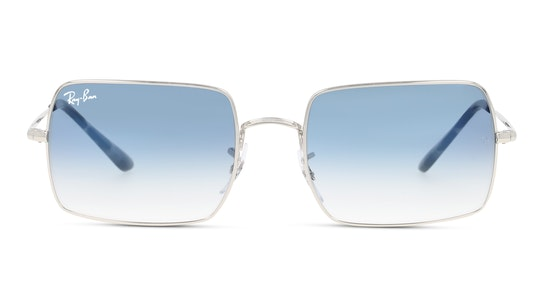 0RB1969 91493F Blauw / Zilver