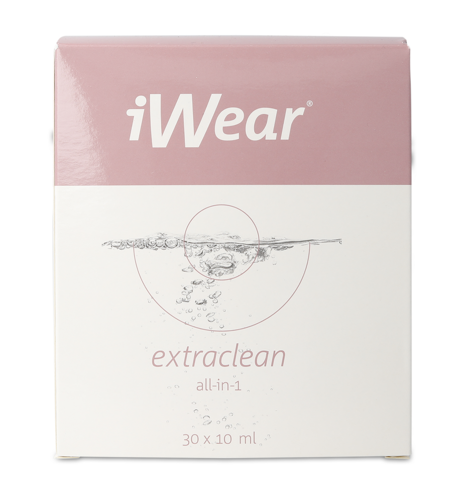 Front iWear iWear extraclean EB