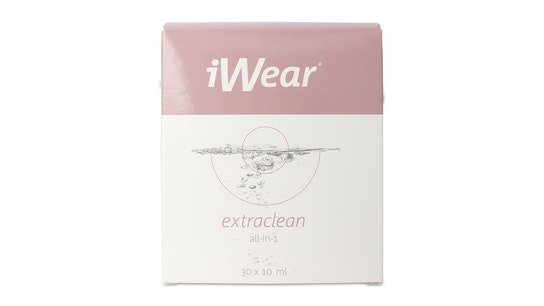 iWear extraclean EB Extraclean