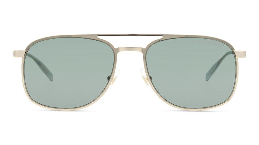 Montblanc MB0143S 002 2 Verde / Dourado