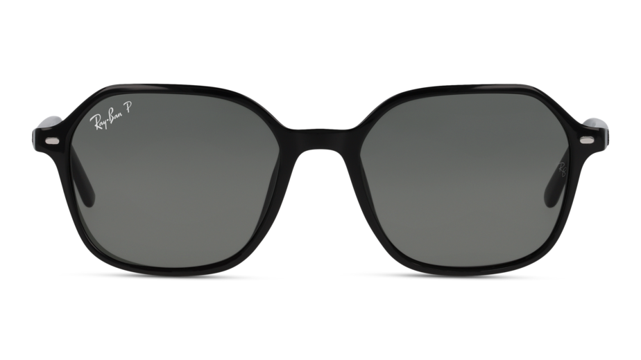 Front Ray-Ban 0RB2194/901/58/5318/145 Sort