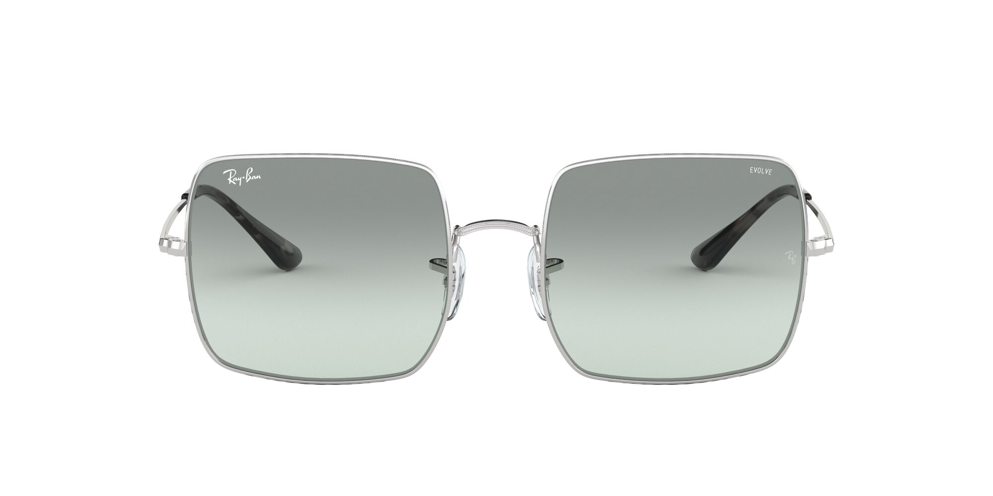 Front Ray-Ban Ray-Ban 0RB1971 9149AD 54/19 Zilver/Blauw