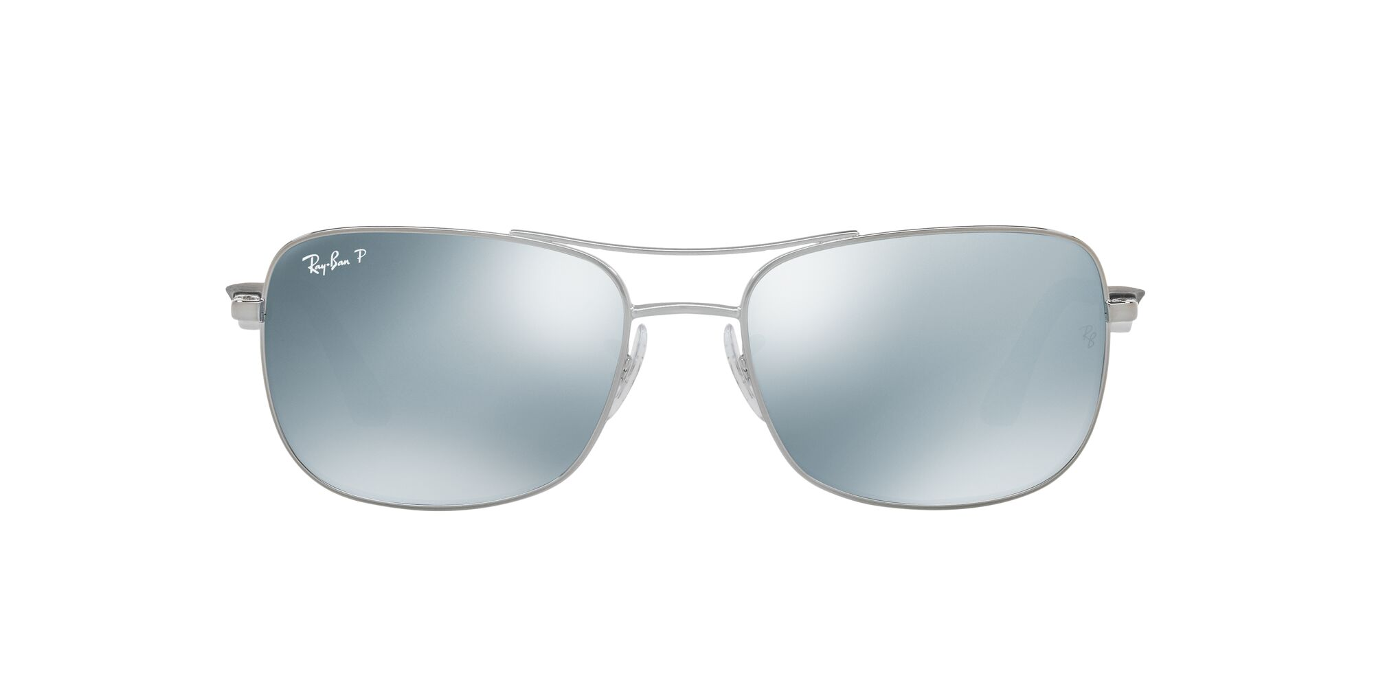 Front Ray-Ban Ray-Ban 0RB3515 004/Y4 61/17 Grijs/Groen
