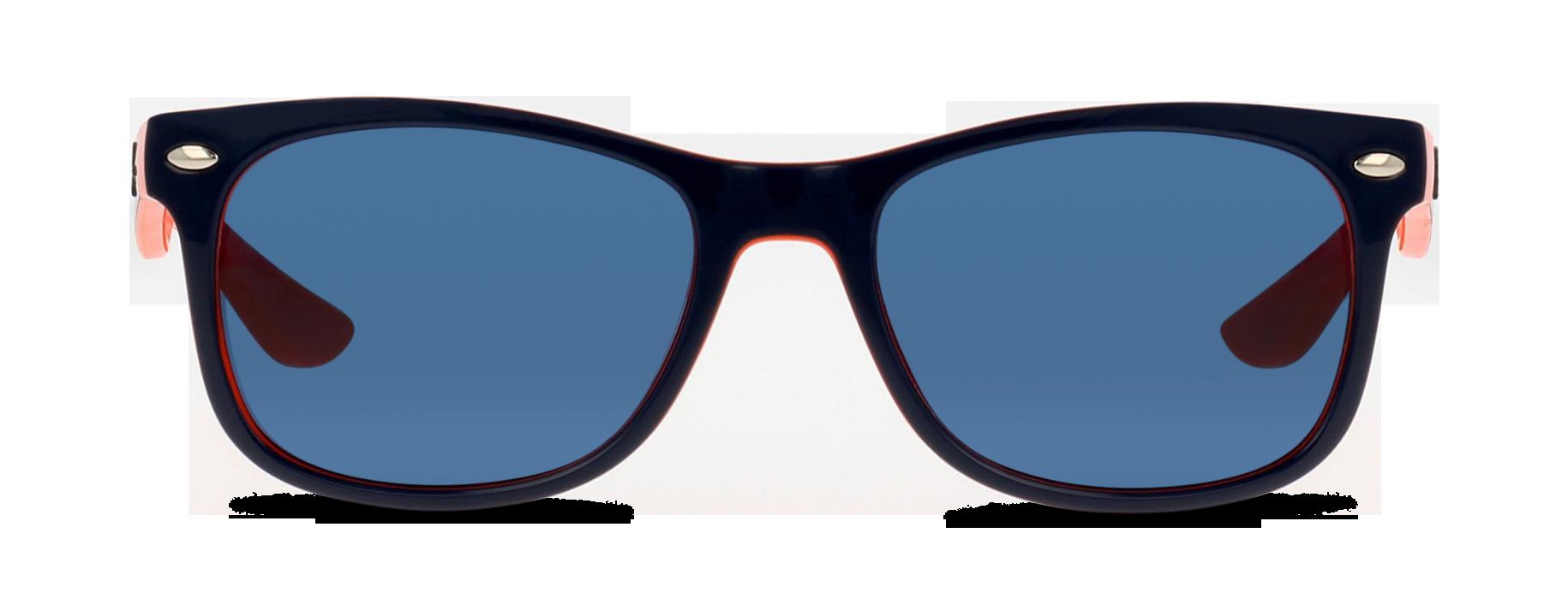 Front Ray-Ban Ray-Ban 9052S 178/80 48/16 Blauw, Oranje/Blauw